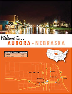 Welcome to Aurora Brochure