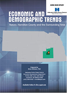 Aurora Economic and Demographic Trends